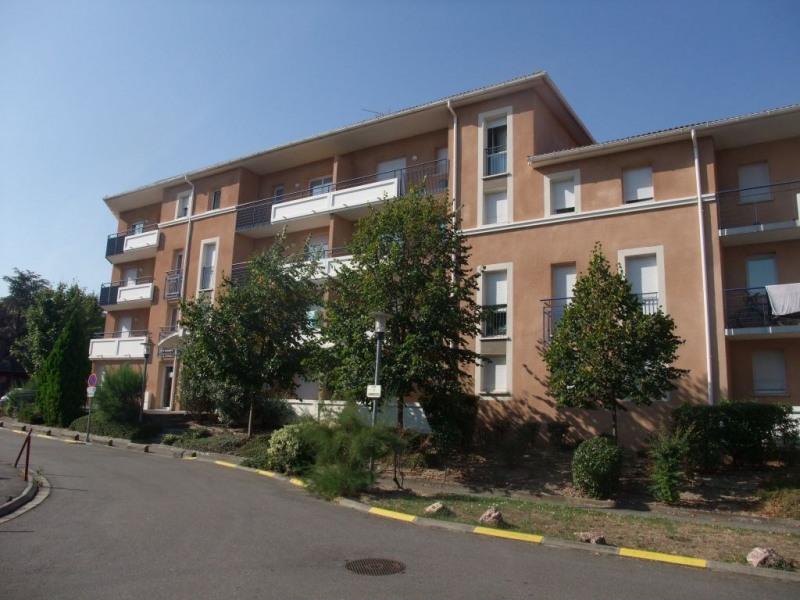 Rental apartment Ramonville-saint-agne 498€ CC - Picture 1