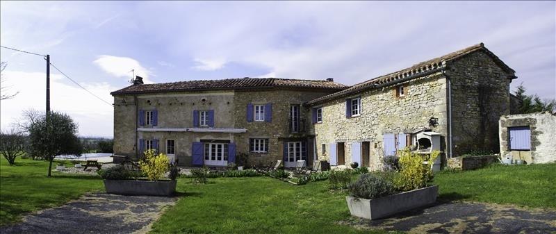 Venta  casa Lombers 449000€ - Fotografía 1