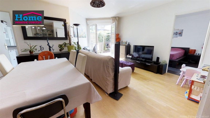 Vente appartement Nanterre 349 000€ - Photo 2
