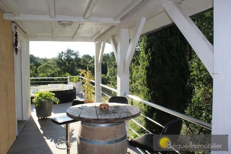 Sale house / villa Cornebarrieu 429000€ - Picture 4