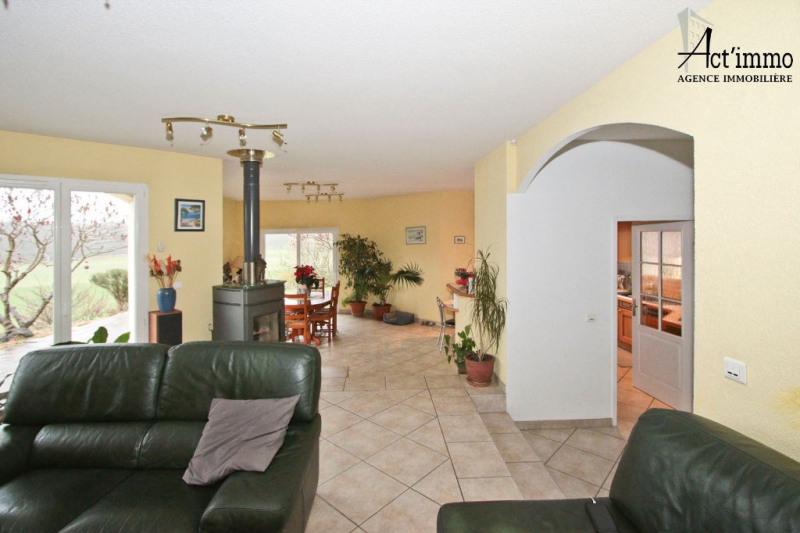 Vente maison / villa Varces allieres et risset 487000€ - Photo 7