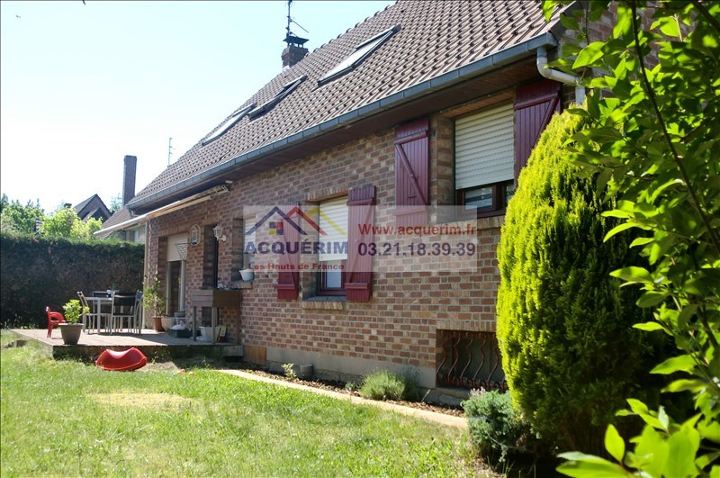 Produit d'investissement maison / villa Ostricourt 216 000€ - Photo 2