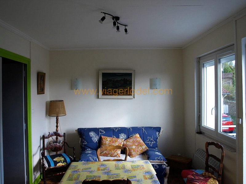 Life annuity apartment Saint-maurice-de-lignon 25000€ - Picture 2
