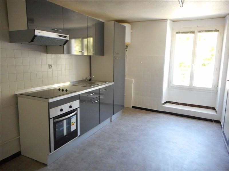 Location appartement Voiron 395€ CC - Photo 1