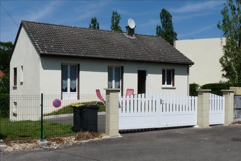 Vente maison / villa Chatillon sur seine 111000€ - Photo 1