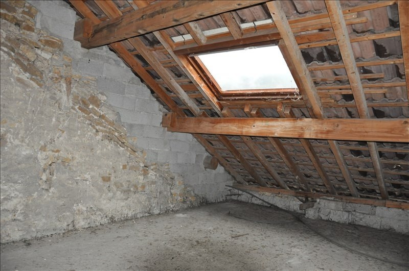 Sale house / villa Bellignat 124000€ - Picture 8