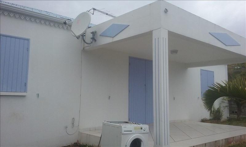 Vente maison / villa Les avirons 250000€ - Photo 1