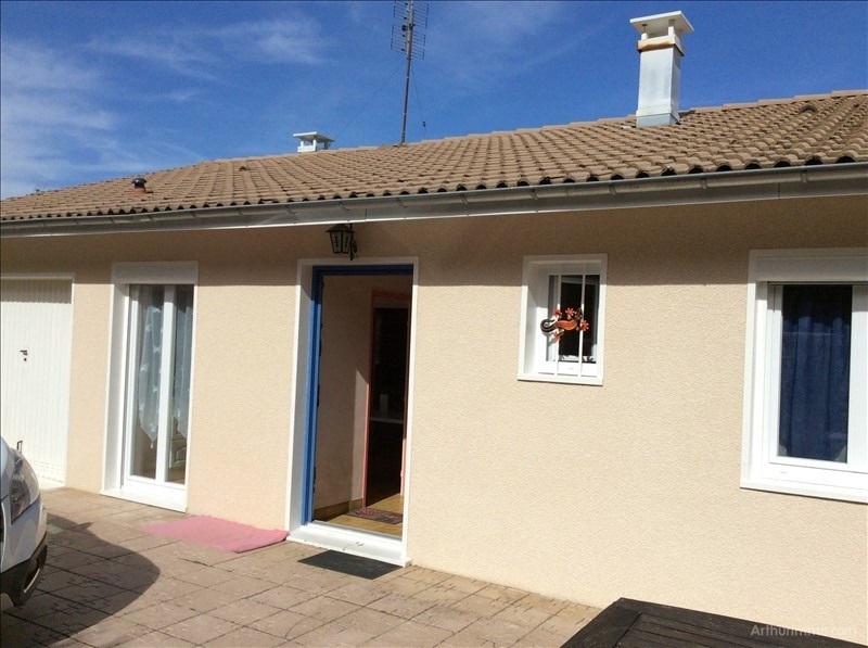 Vente maison / villa Roybon 194000€ - Photo 2