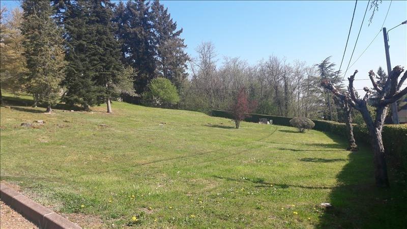 Venta  terreno Villerest 80000€ - Fotografía 1