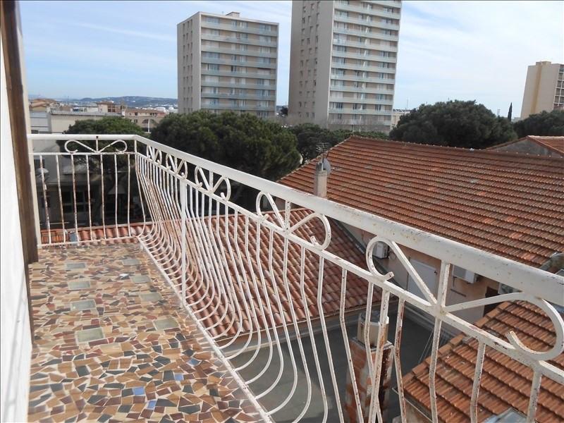 Rental apartment Port de bouc 580€ CC - Picture 1