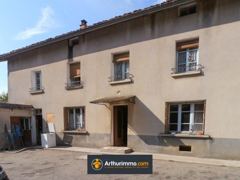 Vente maison / villa Bourgoin jallieu 169000€ - Photo 1