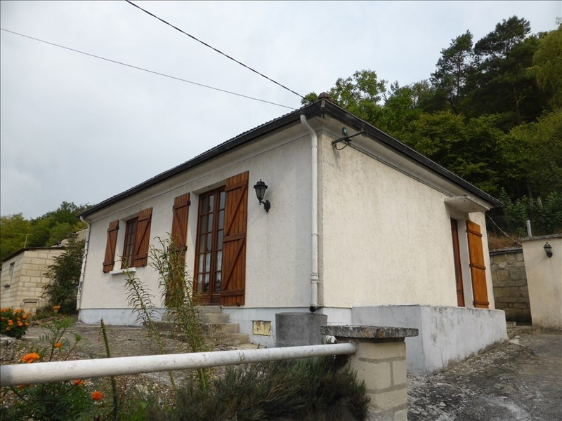 Vente maison / villa Crepy en valois 155000€ - Photo 1