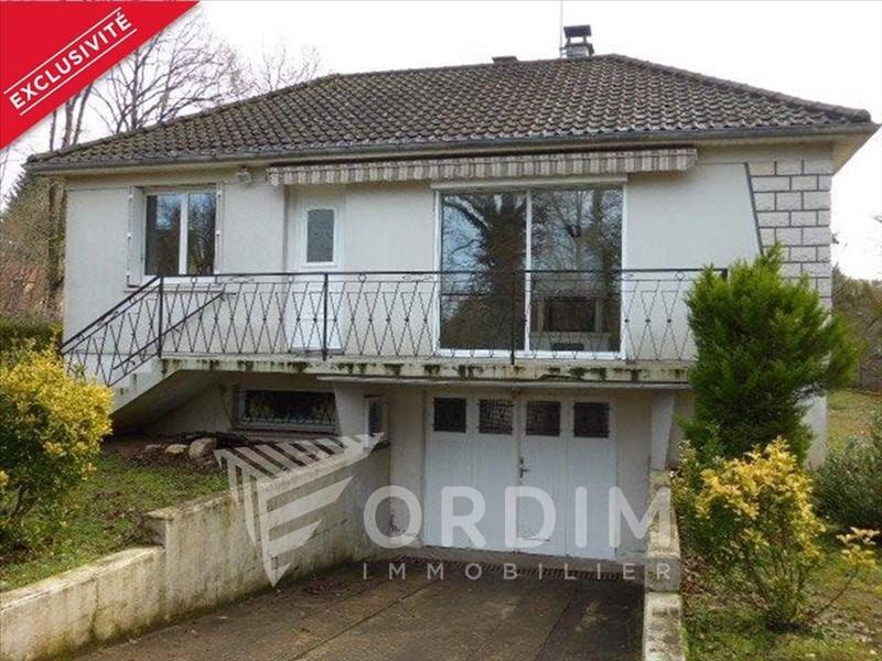 Sale house / villa Cosne cours sur loire 119000€ - Picture 1