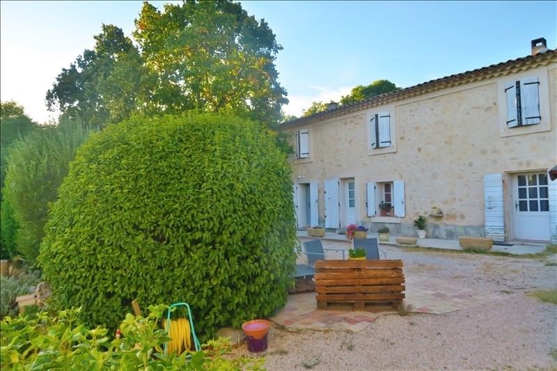 Vente de prestige maison / villa Venelles 930000€ - Photo 1