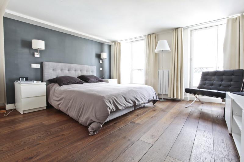 Vente de prestige appartement Paris 10ème 1090000€ - Photo 9