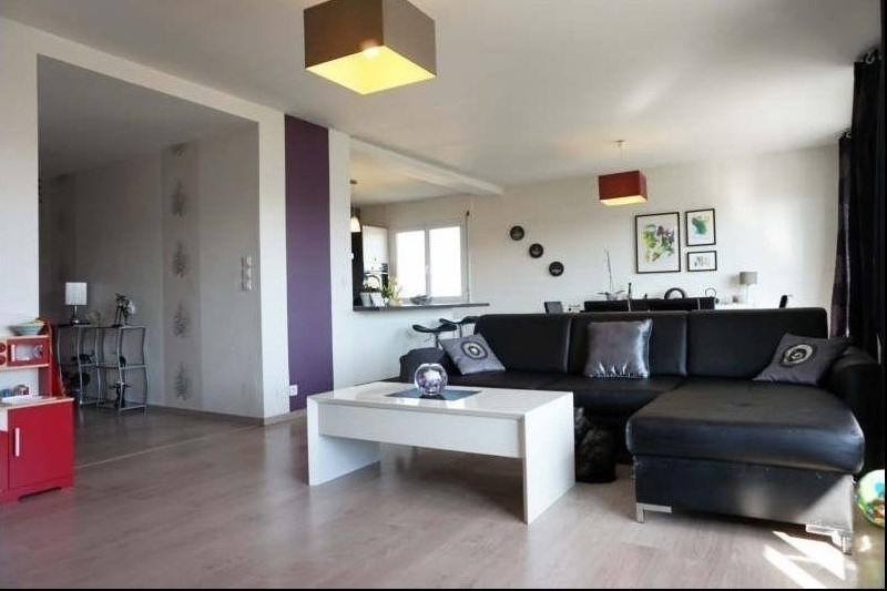 Vente appartement Villeurbanne 279000€ - Photo 1