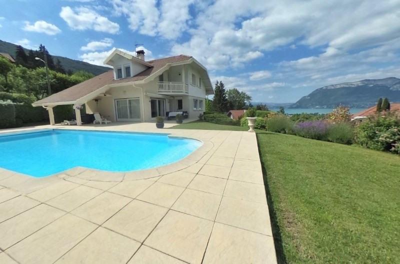 Immobile residenziali di prestigio casa Saint jorioz 1180000€ - Fotografia 1