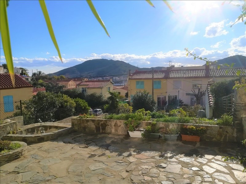 Sale house / villa Port vendres 240 000€ - Picture 1