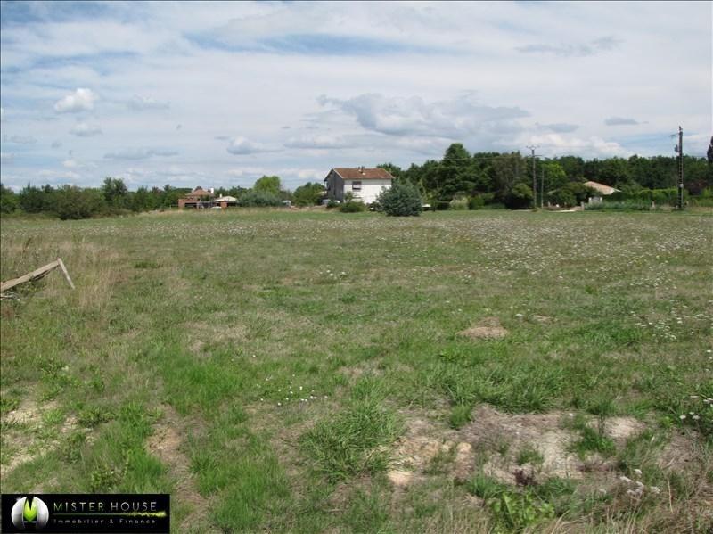 Vendita terreno Montbeton 247000€ - Fotografia 1