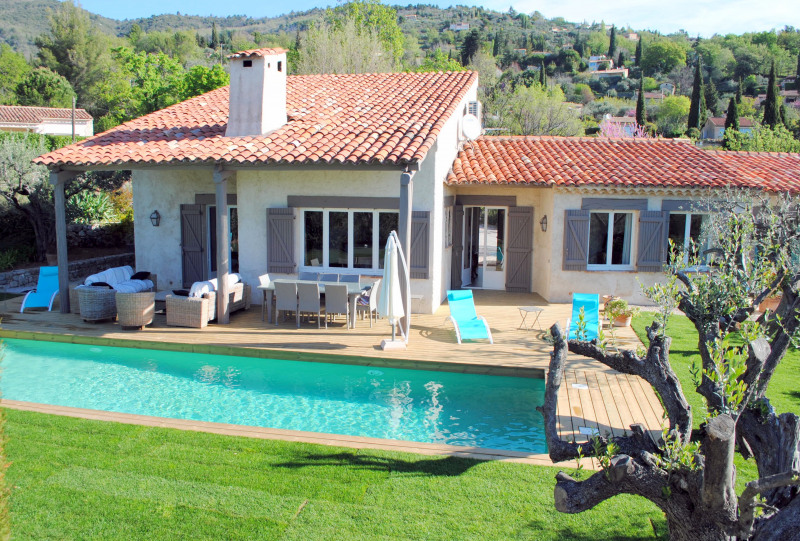 Престижная продажа дом Seillans 550000€ - Фото 1