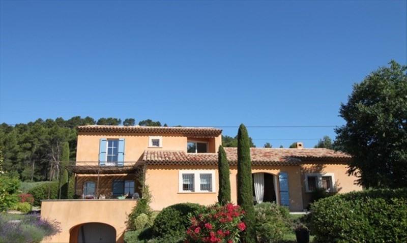 Verkoop van prestige  huis Meyreuil 855000€ - Foto 4