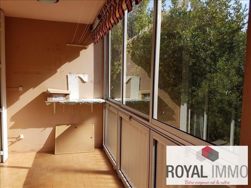Sale apartment Toulon 110000€ - Picture 4