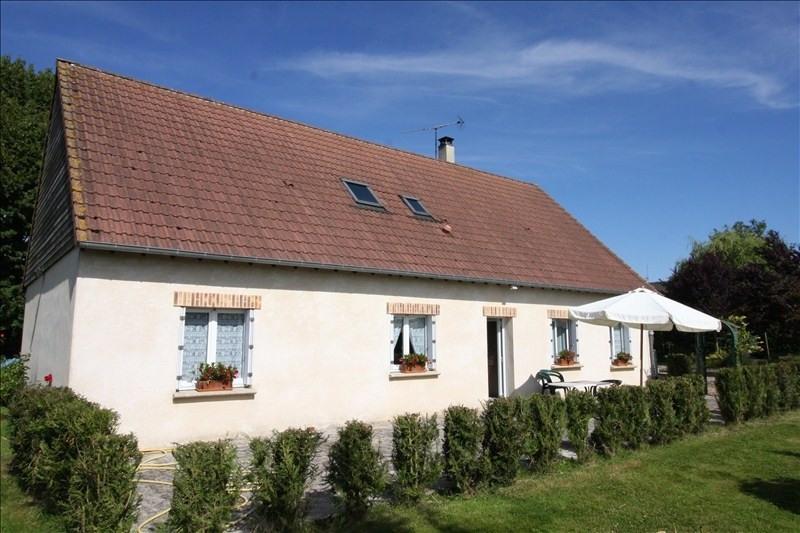 Vente maison / villa Conches en ouche 152500€ - Photo 1