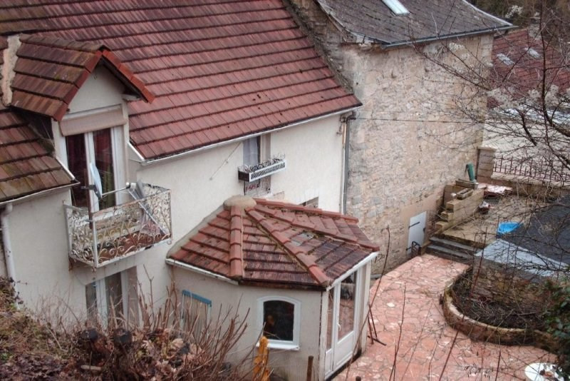 Sale house / villa Villers cotterets 71 500€ - Picture 1