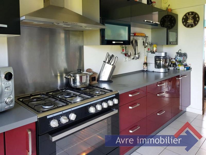 Vente maison / villa Verneuil d avre et d iton 167500€ - Photo 1
