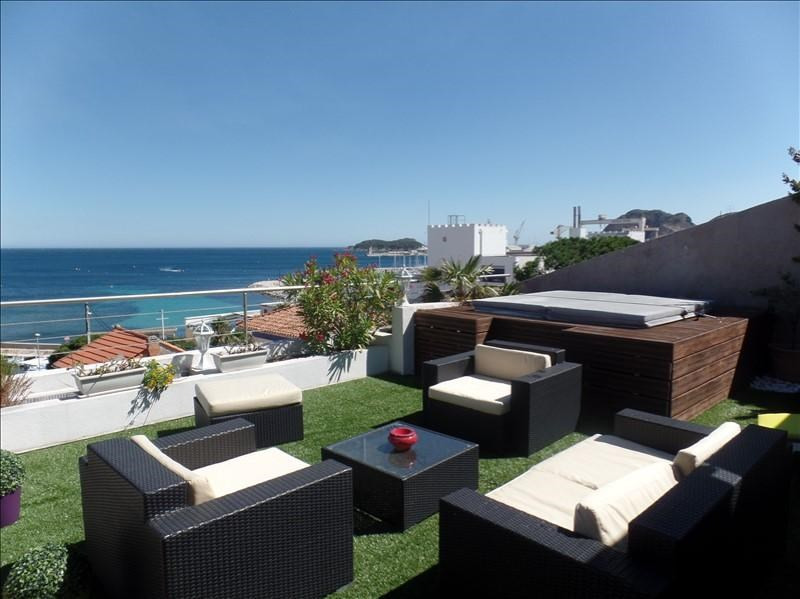Vente de prestige appartement La ciotat 729000€ - Photo 6