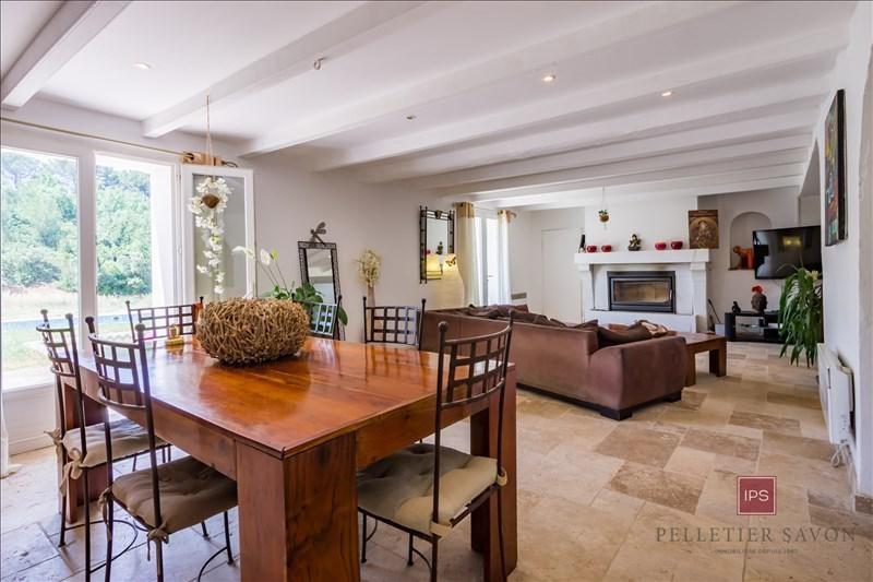 Vente de prestige maison / villa Meyreuil 1155000€ - Photo 5