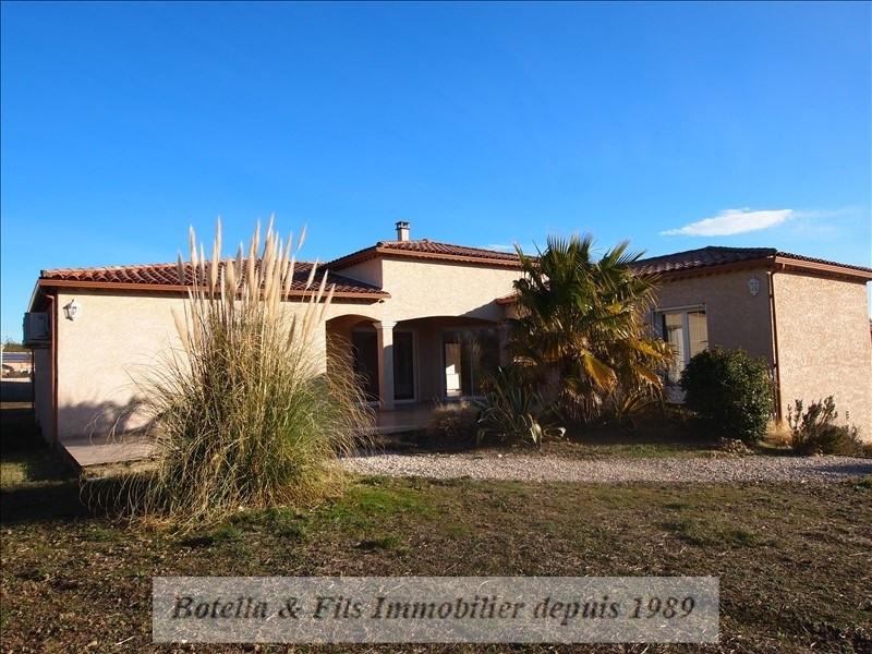 Sale house / villa Uzes 421000€ - Picture 1