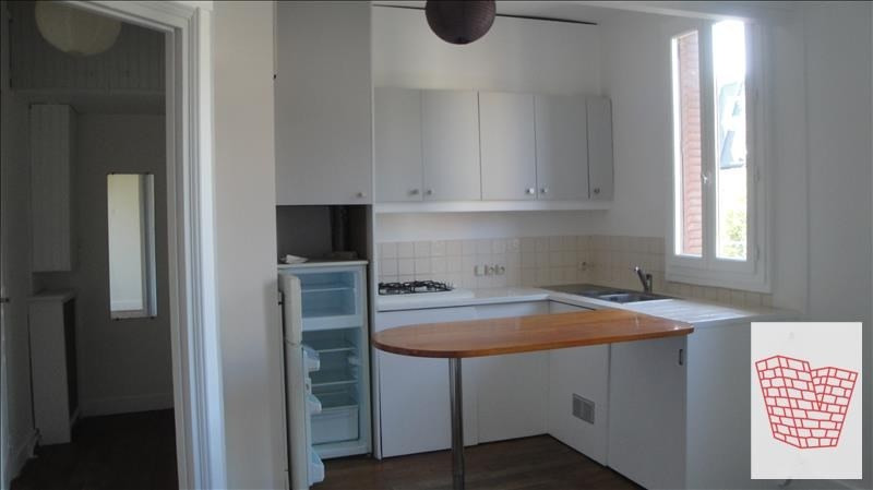 Rental apartment Colombes 760€ CC - Picture 1