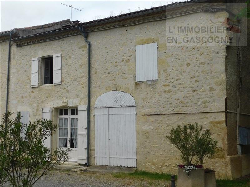 Revenda casa Jegun 90000€ - Fotografia 1