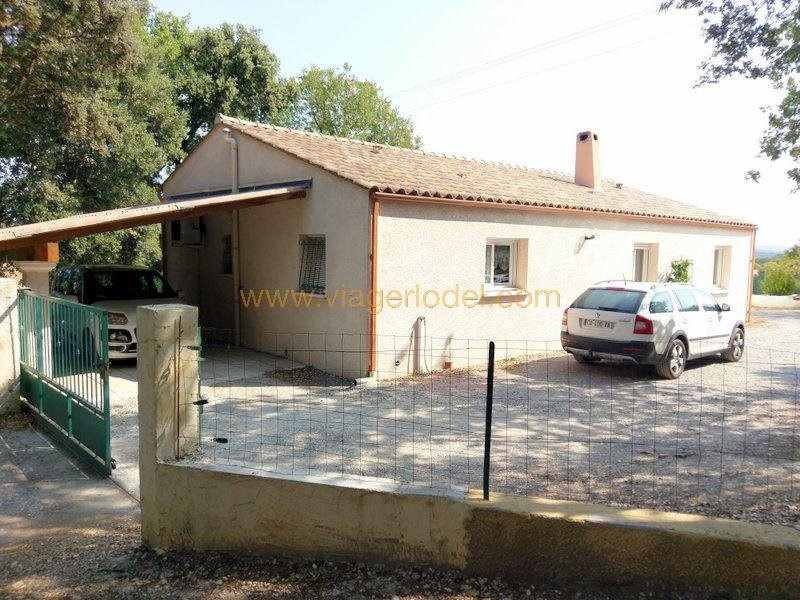 Lijfrente  huis Liouc 60000€ - Foto 1