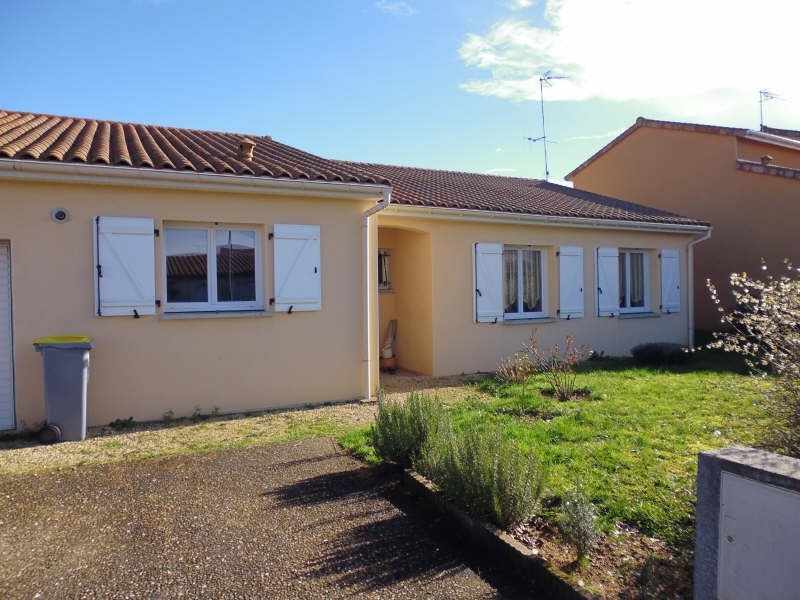 Vente maison / villa Poitiers 206 000€ - Photo 1