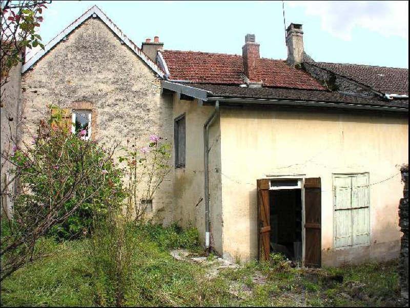 Vente maison / villa Secteur mussy s/seine 25000€ - Photo 1
