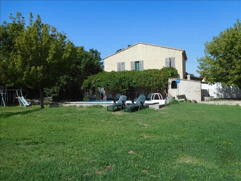 Vente maison / villa Aubignan 355000€ - Photo 1