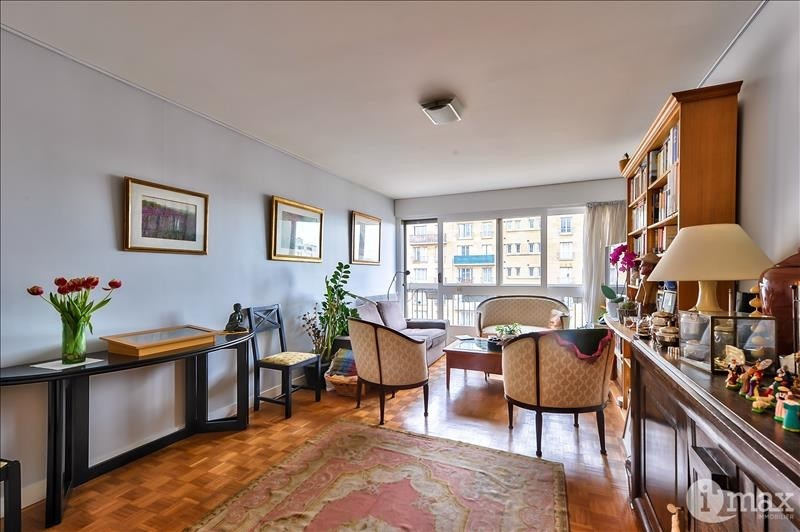 Deluxe sale apartment Paris 18ème 1 050 000€ - Picture 2