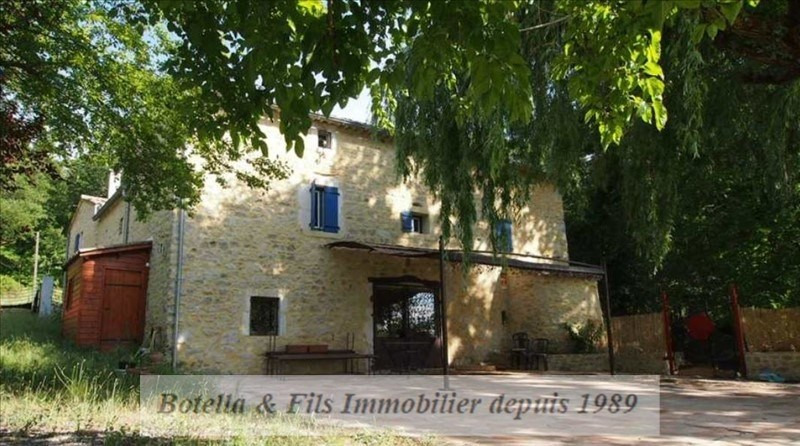 Vente maison / villa Vallon pont d arc 415 000€ - Photo 1