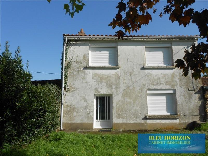 Sale house / villa St mars de coutais 97000€ - Picture 4