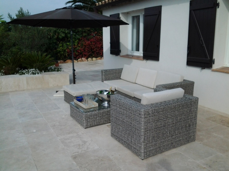 Location vacances maison / villa Les issambres 2 250€ - Photo 6