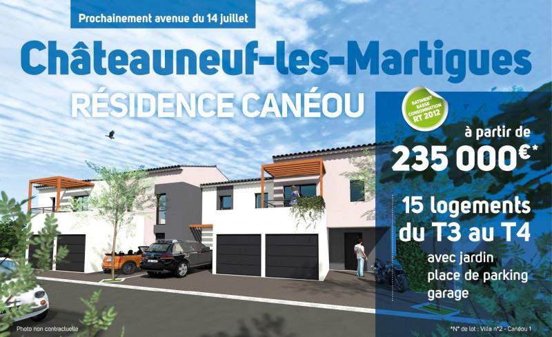 Le caneou programme immobilier neuf ch teauneuf les martigues propos par immobiliere de - Garage chateauneuf les martigues ...
