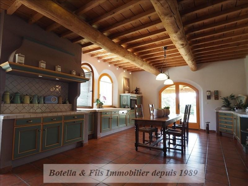 Vente de prestige maison / villa Laudun 960000€ - Photo 4
