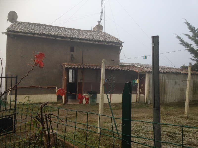 Vente maison / villa Civaux 18500€ - Photo 1