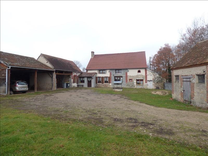 Vente maison / villa Bayet 129000€ - Photo 2