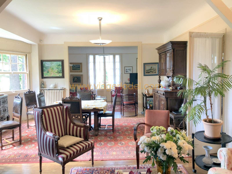 Vitalicio  casa Vetheuil 322500€ - Fotografía 10