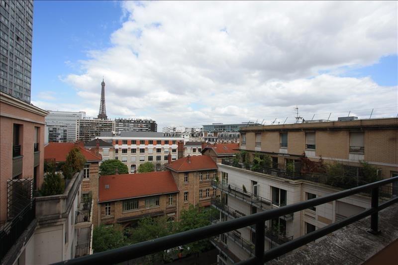 Alquiler  apartamento Paris 15ème 3652€ CC - Fotografía 9