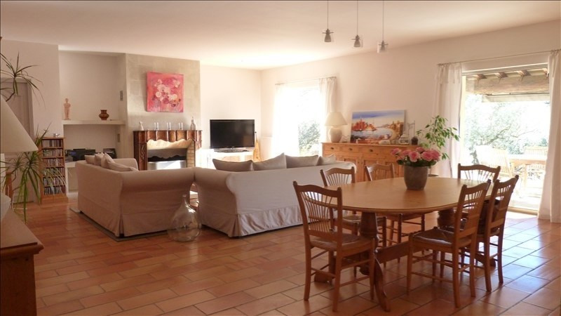 Deluxe sale house / villa Carpentras 670 000€ - Picture 2