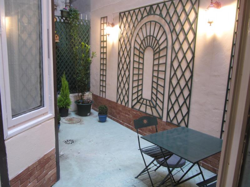 2 pièces avec patio